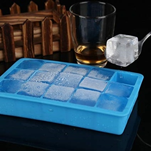 Ice Cube Shape and Size