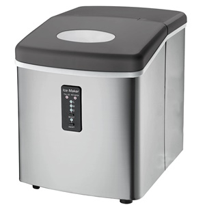 Think Gizmos TG22 Portable Counter Top Ice Maker Machine