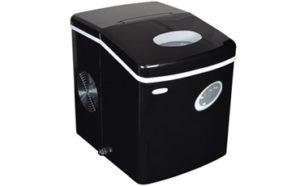 NewAir AI-100BK Portable Ice Maker Black Featured
