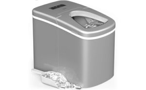 hOmeLabs Portable Ice Maker Machine for Countertop Featured