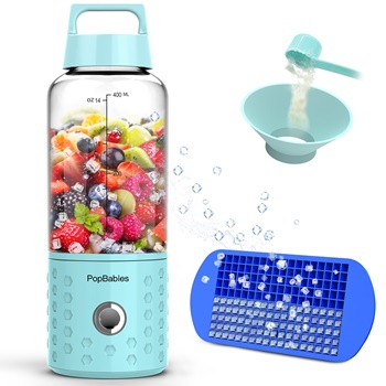 PopBabies Personal Portable Rechargeable USB Blender