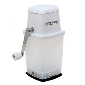 VICTORIO VKP1126 Portable Hand Crank Ice Crusher