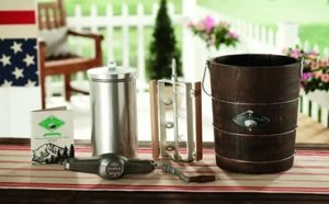 Best Hand Crank Ice Cream Maker Featured