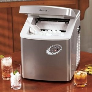 Can You Leave a Portable Ice Maker On