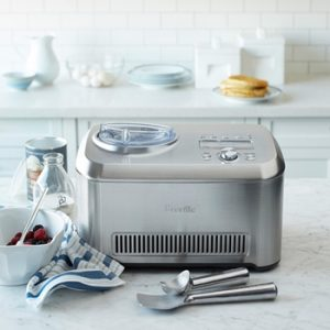 Features to Consider in Compressor Ice Cream Makers