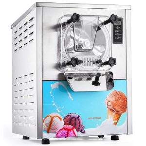 Happybuy 1400W Commercial Hard Ice Cream Machine