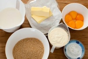 Ingredients Needed to Make Ice Cream