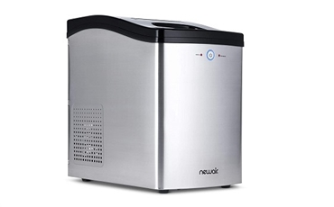NewAir NIM040SS00 Countertop Nugget Ice Maker Featured