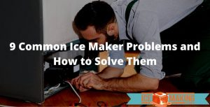 common ice maker problems