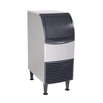 Scotsman UN0815A-1 Air-Cooled Nugget Undercounter Ice Maker