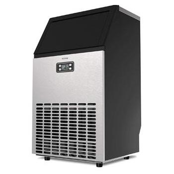 hOmeLabs Freestanding Commercial Ice Maker Machine