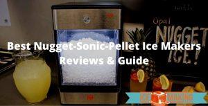 choosing nugget-sonic-pellet ice makers
