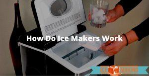 ice maker working mechanism