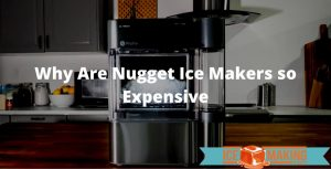 nugget ice makers are so expensive