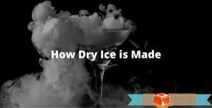 making dry ice